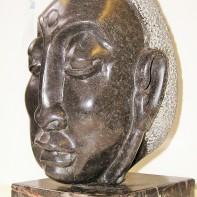 """african buddha"""