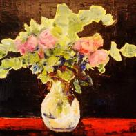 Roses Decoupage. Maria Troupkou