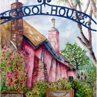 Sue Mears THE OLD SCHOOL HOUSE, COCKINGTON, DEVON