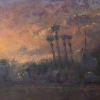 Tunisian Sunset. Guy Bailey